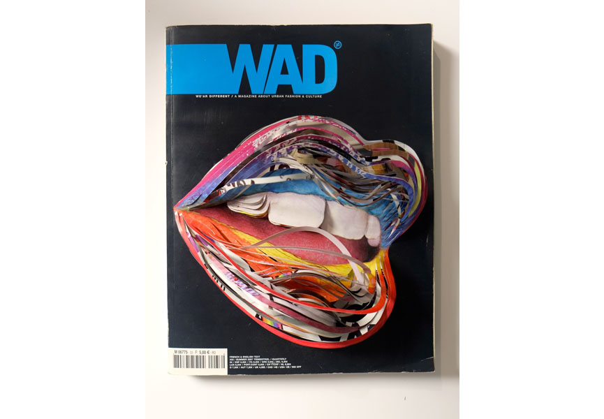 ART UNITY Gallery - Christopher Coppers - WAD MOUTH - 3000 euro