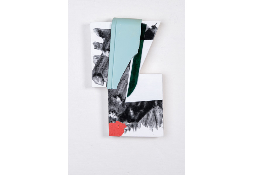 Arielle d'Hauterives galerie - Sibylle Baltzer - Sans titre 2