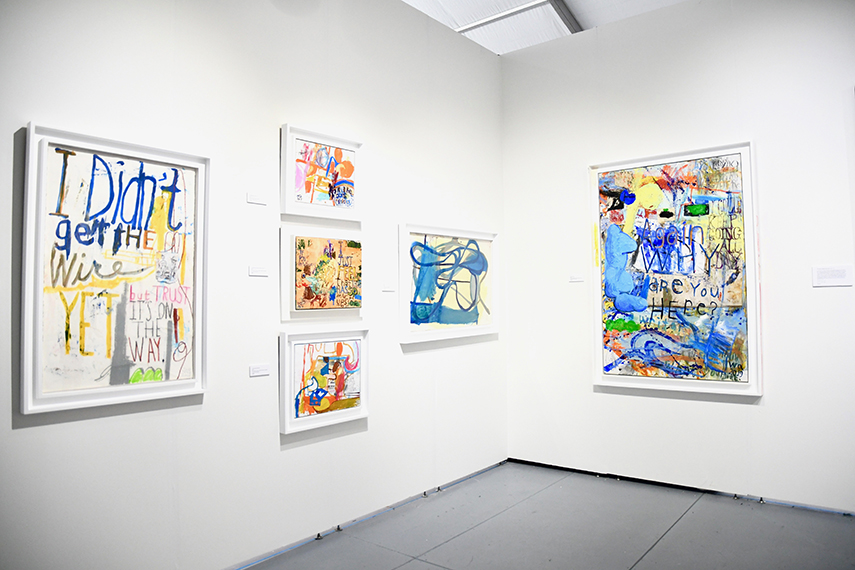 AB Gallery NY William Quigley SCOPE Miami 2019