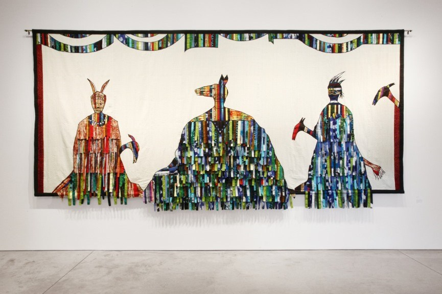 ABDOULAYE KONATÉ - Kore Dougaw - 2013 - Primo Marella Gallery