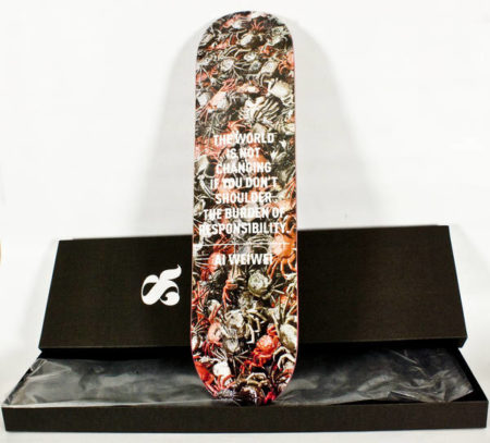 Ai Weiwei-Skateboard-