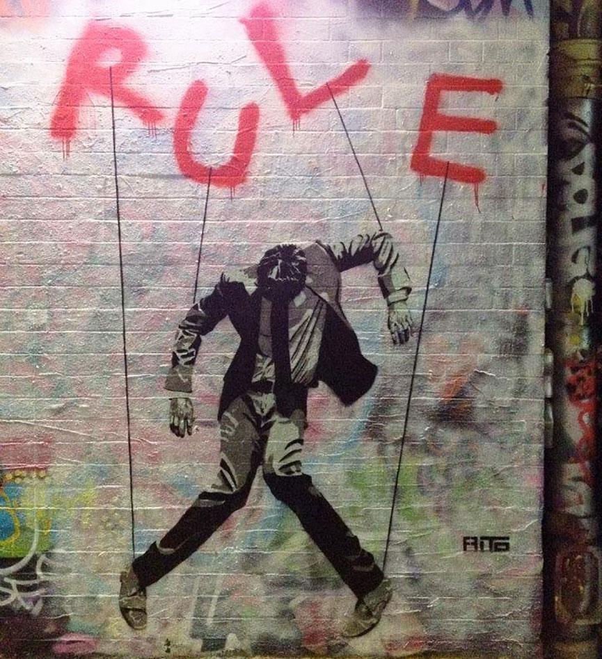 Japanese Banksy