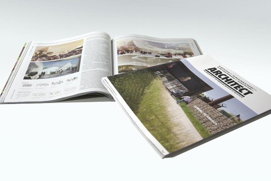 ARCHITECT Magazine Cover
