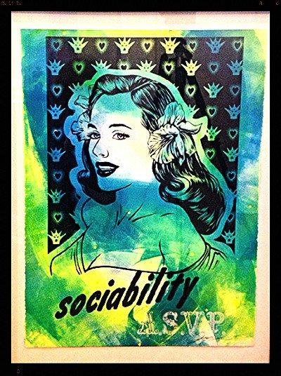ASVP sociability
