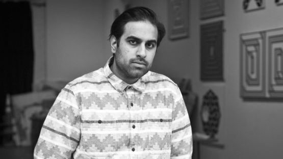 Aakash Nihalani - Photo of the artist - Image via Storyboard