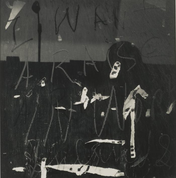 Aaron Siskind-Chicago 224-1953