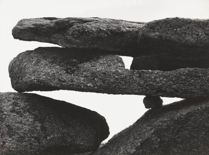 Aaron Siskind-Martha's Vineyard Massachusetts-1954