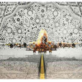 Abdulnasser Gharem-In-Transit-2013