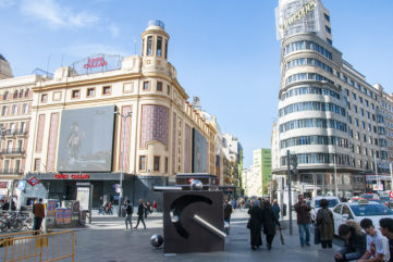 Check Out These Street Installations in Madrid, Courtesy Urvanity Art 2020!