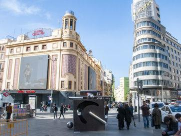 Abel Iglesias Urvanity Art Madrid 2020