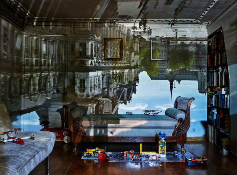In 1991, Abelardo Morell Started To Work On His Landmark Camera Obscura  Series Home Design Ideas