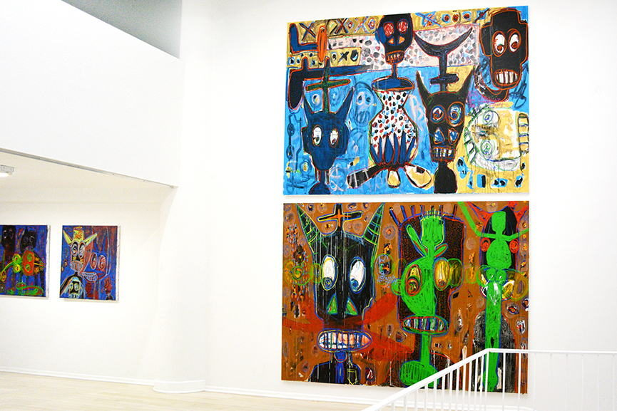 african artist aboudia