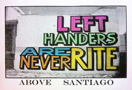Tavar Zawacki-Above Santiago (City Series)-2012