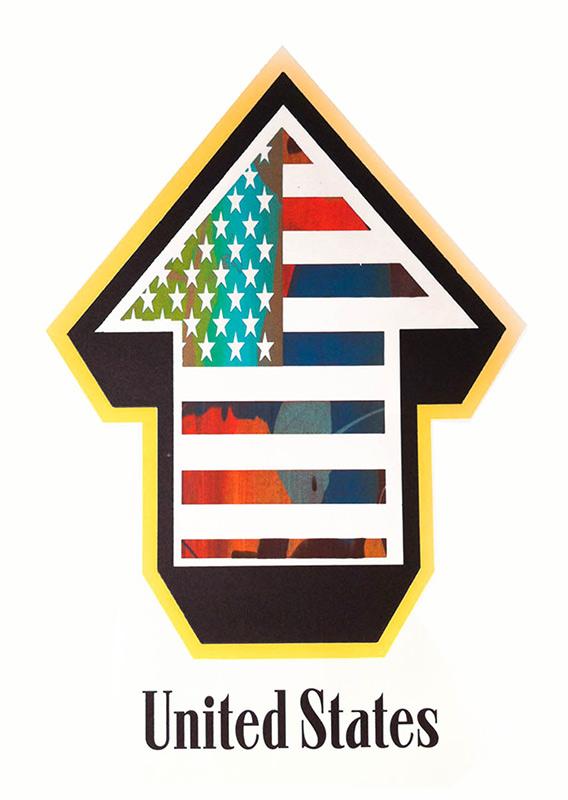 Tavar Zawacki-Arrow Flags (USA Freak Flag Edition)-2010