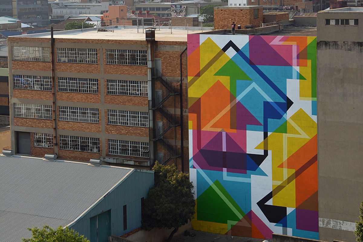 Above - Johannesburg - 2015