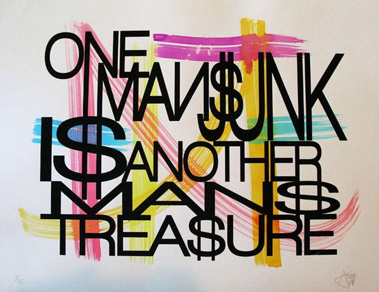 Tavar Zawacki-One Mans Junk-2008