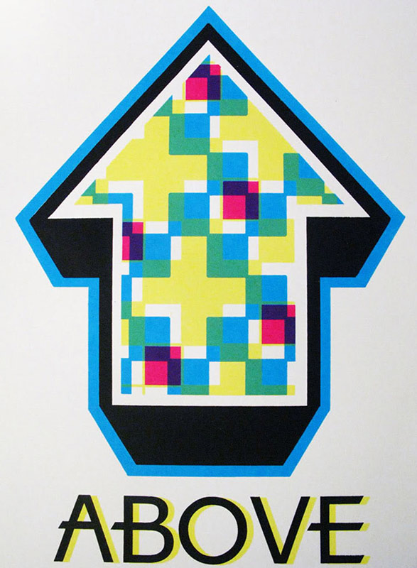 Tavar Zawacki-Shapeshifting Arrows (Square)-2009