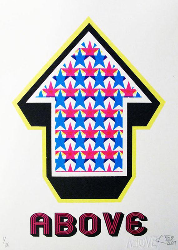 Tavar Zawacki-Shapeshifting Arrows (Stars)-2009