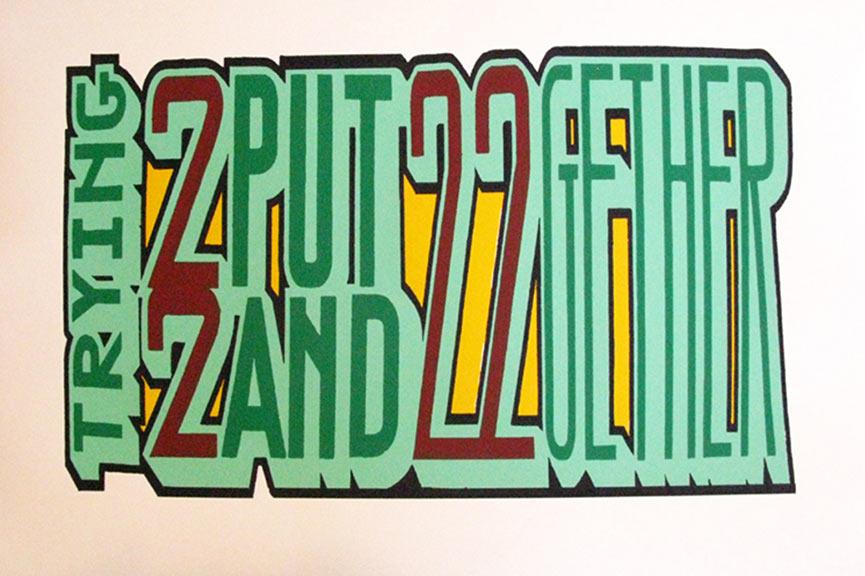 Tavar Zawacki-Trying 2 Put 2 And 2, 2gether (Normal edition)-2008