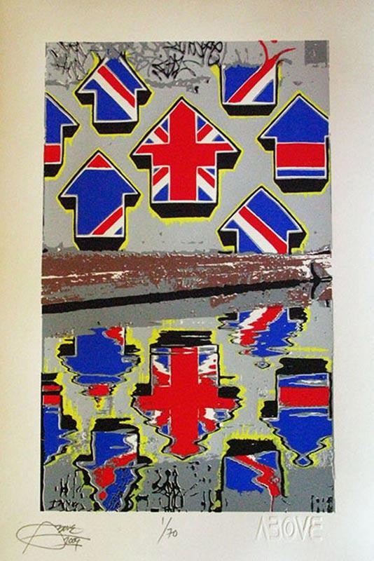 Tavar Zawacki-Union Jack Arrows (Normal Edition)-2009