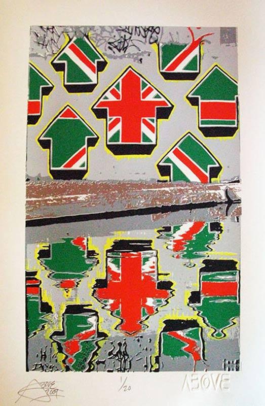 Tavar Zawacki-Union Jack Arrows (Special Edition)-2009