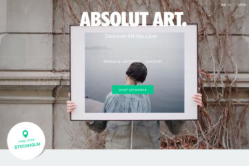 Absolut Art - A Way to Discover Affordable Art