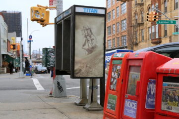 Placing Art in Ad Places - An Interview with Vandalog's RJ Rushmore and Caroline Caldwell