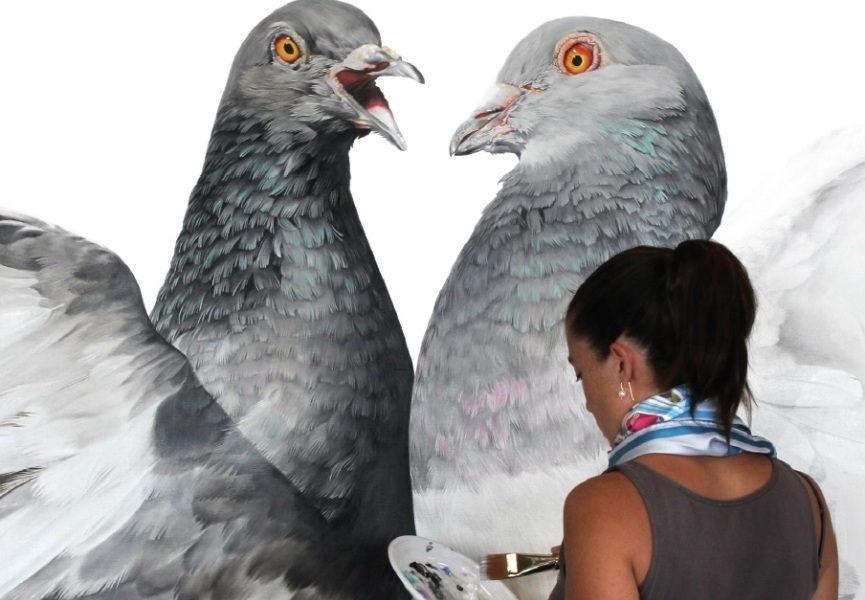 Adele Renault: Pigeon Voyageur