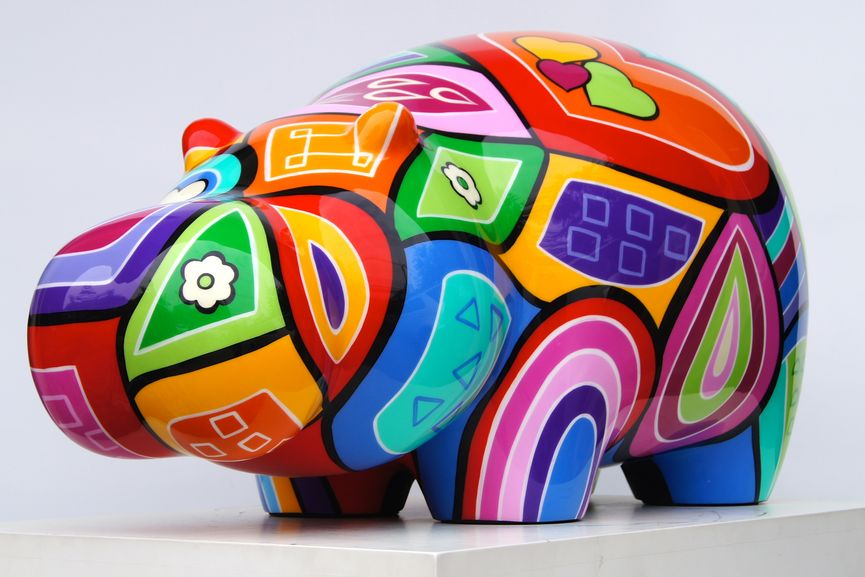Adeline Buenaventura - Hippo Ti Amo