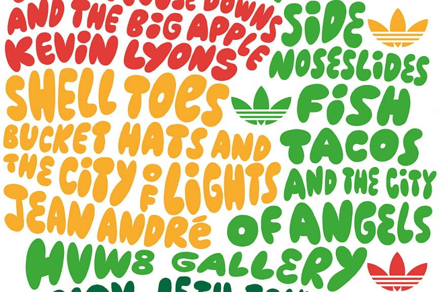 Adidas x Kevin Lyons & Jean André