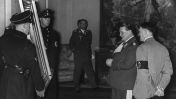 Goering catalogue nazi looted art
