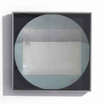 Adolf Luther-Hohlspiegelobjekt (Concave Mirror Object)-1982