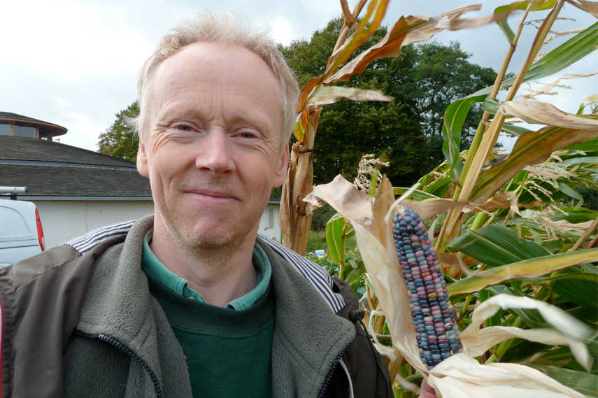 Adrian Mundy - Corn Harvest portrait