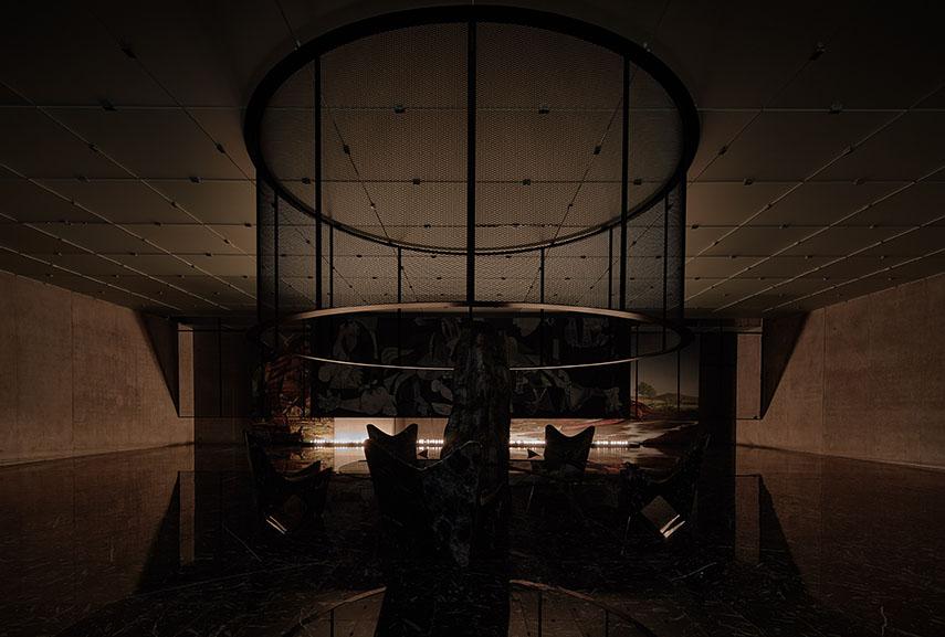 Adrián Villar Rojas, The Theater of Disappearance, 2017