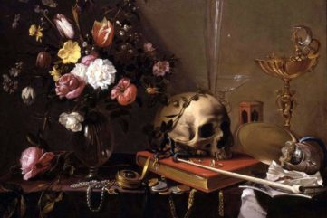How Art Dealt with Death Throughout its History