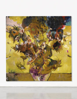Adrian Ghenie-The Sunflowers In 1937-2014