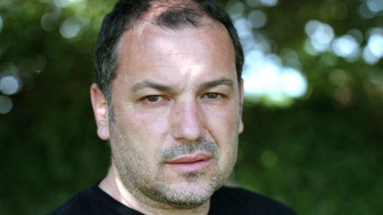 Adrian Paci - Artist's portrait, 2011 - Image via raveresidencycom