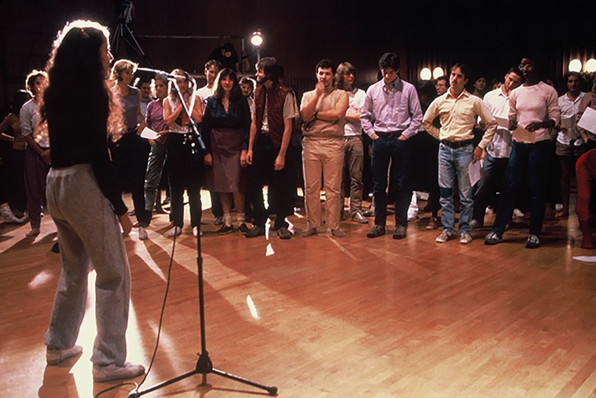 Funk Lessons, 1983–84