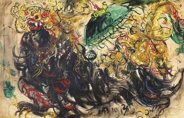 Affandi-Barong-1972