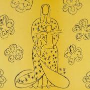 After Henri Matisse - La Vierge Et Lenfant (Virgin And Child), 1949 (Detail)