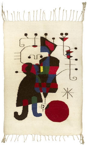 Joan Miro-After Joan Miro - Hommage a Miro-1975