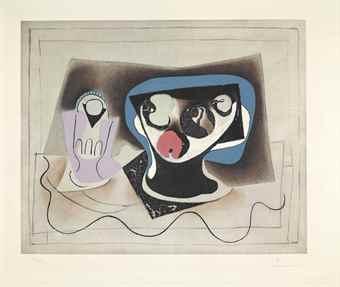 Pablo Picasso-After Pablo Picasso - Le Verre d'absinthe-1972
