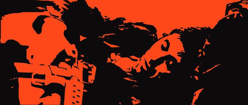 Agent X - Scarface Sleeps (Orange), 2018