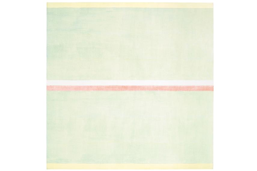 Agnes Martin - Gratitude 2001