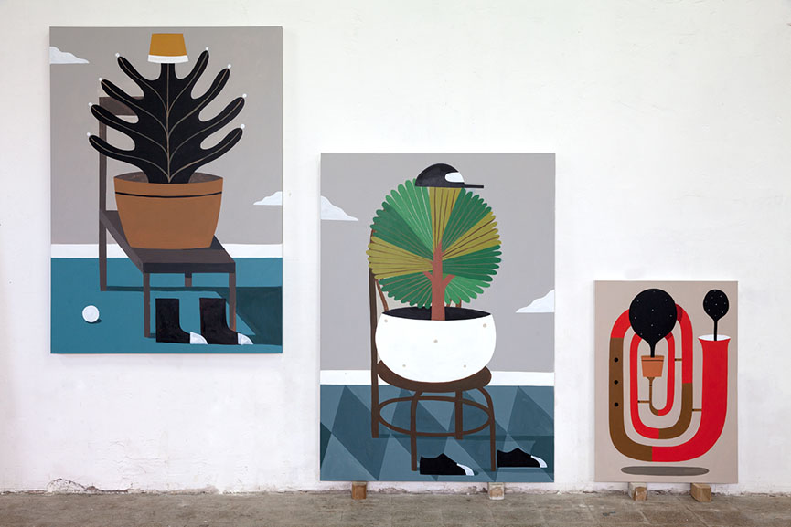 agostino iacurci exhibition