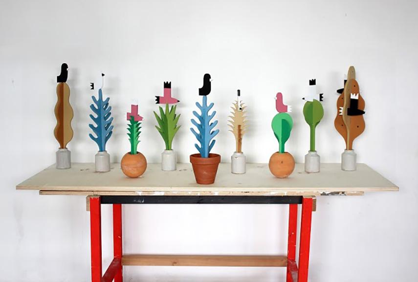 agostino iacurci exhibition exhibitions work