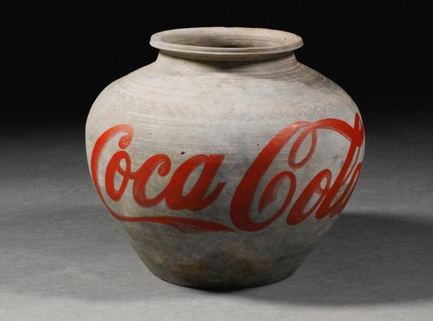 Ai Weiwei-Coca Cola Vase-2011