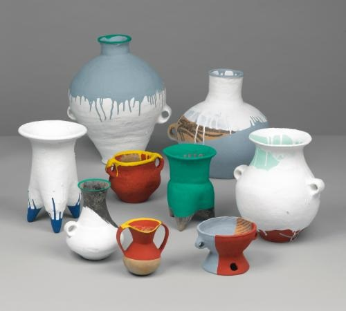 Ai Weiwei-Coloured Vases-2007