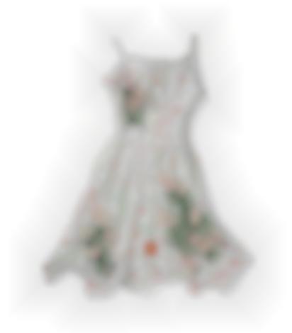 Ai Weiwei-Dress with Flowers No. 5-2007