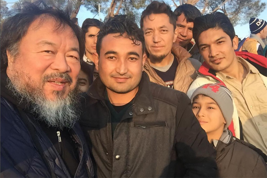 Ai Weiwei Lesvos greece greece greece greek greece chinese 2016 refugee europe video greek greece chinese 2016 refugee europe video greek greece chinese 2016 refugee europe video